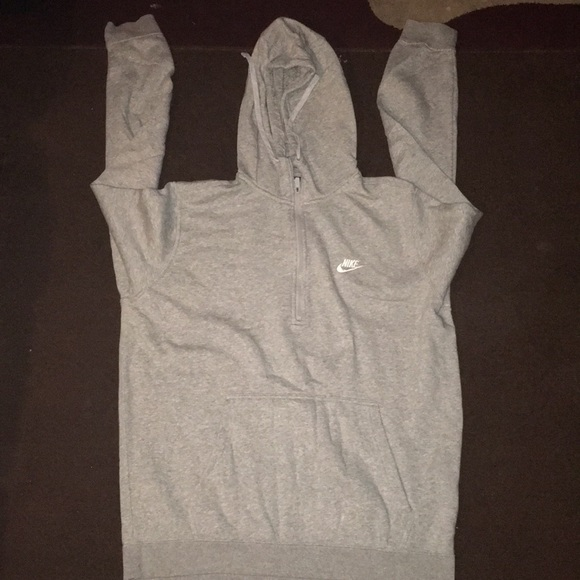 Nike Other - XL Mens' Grey Nike Sweater